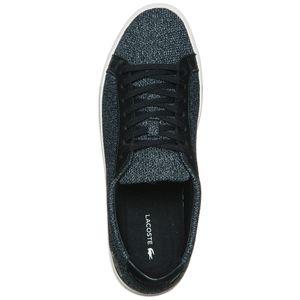 Lacoste L.12.12 Herren Sneaker schwarz weiß – Bild 4
