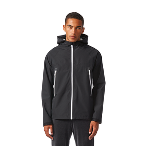 adidas Originals Hard Shell Jacket Herren schwarz – Bild 3