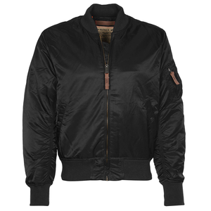 Alpha Industries MA-1 VF 59 Bomberjacke Fliegerjacke black – Bild 1