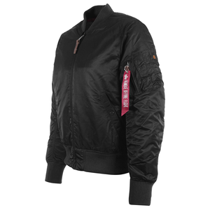 Alpha Industries MA-1 VF 59 Bomberjacke Fliegerjacke black – Bild 3