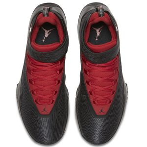 Jordan Fly Unlimited Basketball High-Top Sneaker schwarz rot – Bild 4