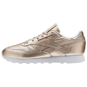 Reebok Classic Leather Melted Metal Damen Sneaker pearl metal peach – Bild 2