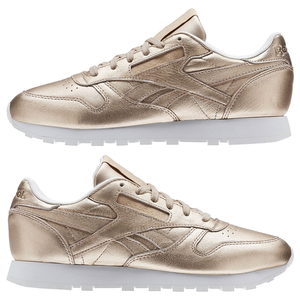 Reebok Classic Leather Melted Metal Damen Sneaker pearl metal peach – Bild 4