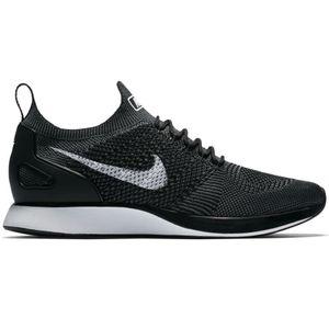 Nike Air Zoom Mariah Flyknit Racer Running Sneaker schwarz – Bild 1