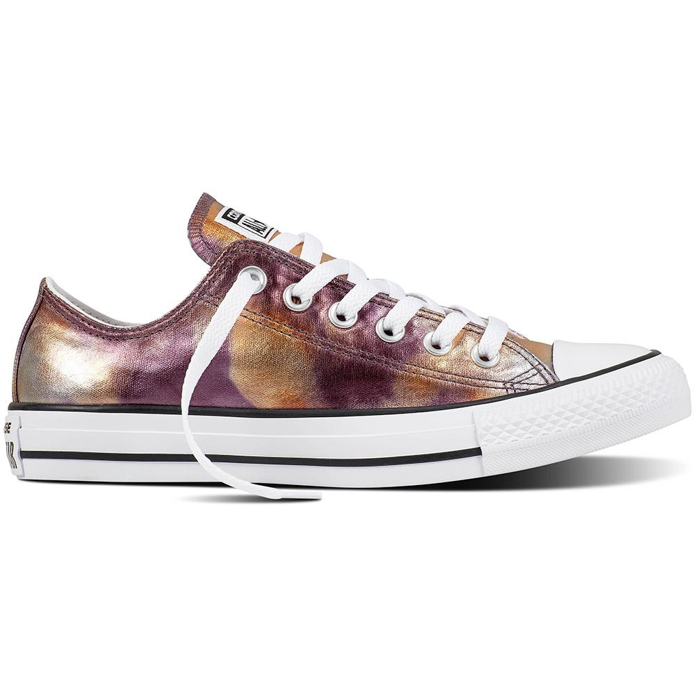 Converse CT AS OX Chuck Taylor All Star dusk pink metallic