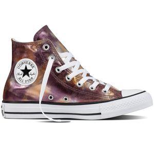 Converse CT AS Hi Chuck Taylor All Star dusk pink metallic – Bild 1