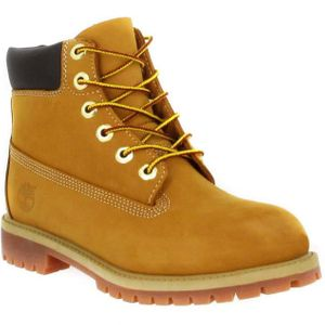 Timberland 6 Inch Premium Junior Boot beige wheat – Bild 2