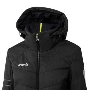 Phenix Powder Snow Jacket Damen Skijacke schwarz – Bild 3