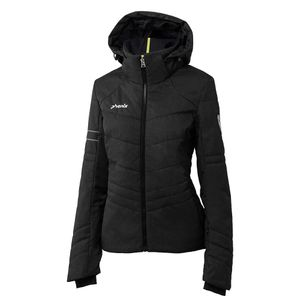 Phenix Powder Snow Jacket Damen Skijacke schwarz – Bild 1