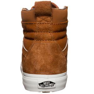 Vans SK8-Hi 46 MTE DX High-Top Sneaker braun weiß – Bild 3