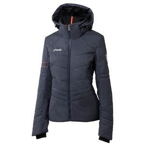 Phenix Powder Snow Jacket Damen Skijacke grau – Bild 1