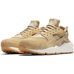 Nike WMNS Air Huarache Run SD Damen Sneaker beige weiß – Bild 4