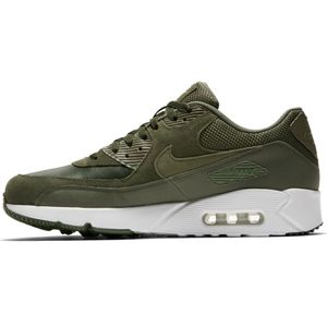 Nike Air Max 90 Ultra 2.0 Leather Herren Sneaker cargo khaki – Bild 2