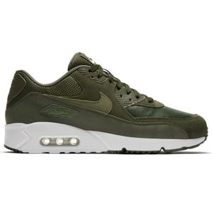 Nike Air Max 90 Ultra 2.0 Leather Herren Sneaker cargo khaki – Bild 1