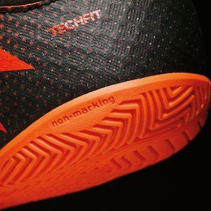 adidas X Tango 17.3 IN J Kinder Hallenschuh schwarz orange – Bild 7