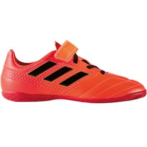 adidas ACE 17.4 IN J H&L Hallen Fußballschuh Kinder orange – Bild 1