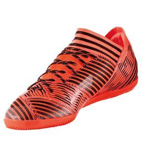 adidas Nemeziz Tango 17.3 IN J Kinder Fußballschuh orange schwarz – Bild 3