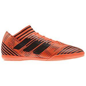 adidas Nemeziz Tango 17.3 IN J Kinder Fußballschuh orange schwarz – Bild 1