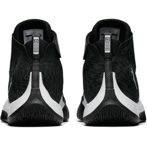 Jordan Fly Unlimited Basketball High-Top Sneaker schwarz weiß – Bild 4
