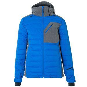 Brunotti Trysail Men Jacket Herren Ski- Snowboardjacke blau grau – Bild 1