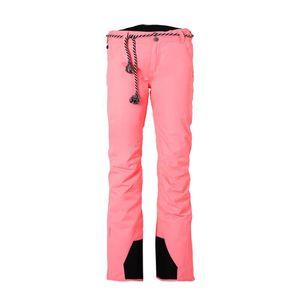 Brunotti Lynx JR Girls Ski Snowboardhose Fluo Pink – Bild 1