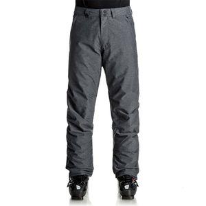Quiksilver Men Estate Pant Ski- Snowboardhose grau – Bild 1