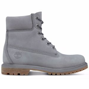 Timberland 6 Inch Premium Boot Damen Stiefel grau