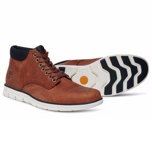 Timberland Chukka Leather Herren Boot Stiefel braun – Bild 4