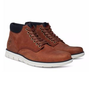 Timberland Chukka Leather Herren Boot Stiefel braun – Bild 2