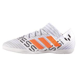adidas Nemeziz Messi Tango 17.3 IN Fußballschuh weiß orange  – Bild 2