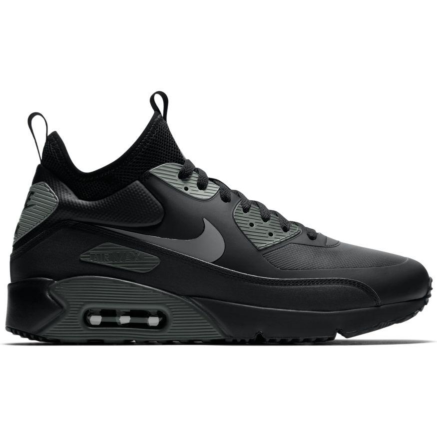105340b4e797e7 ... italy nike air max 90 ultra mid winter sneaker schwarz grau 4faff a495d