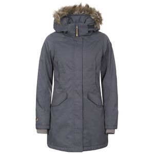 Icepeak Taline Jacket Damenjacke Parka grau – Bild 1