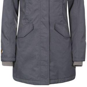 Icepeak Taline Jacket Damenjacke Parka grau – Bild 3