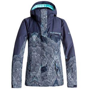 Roxy Jetty Block Ski- und Snowboardjacke Damen blau – Bild 1