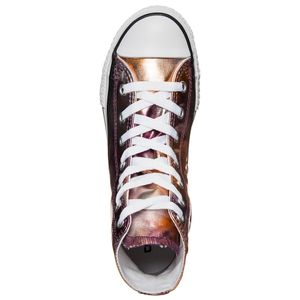 Converse CT AS Hi Chuck Taylor All Star Kinder metallic dusk pink – Bild 5