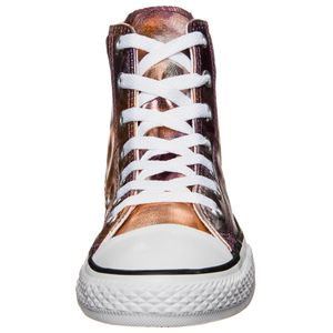 Converse CT AS Hi Chuck Taylor All Star Kinder metallic dusk pink – Bild 3