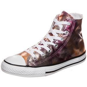 Converse CT AS Hi Chuck Taylor All Star Kinder metallic dusk pink – Bild 2
