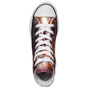 Converse CT AS Hi Chuck Taylor All Star Kinder metallic dusk pink – Bild 5