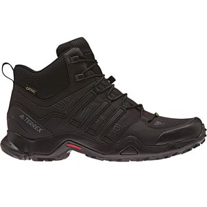 adidas Terrex Swift R Mid GTX Herren Outdoor Walking schwarz – Bild 1