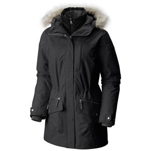 Columbia Carson Pass IC Damen Outdoorjacke dunkelgrau WL0004-010