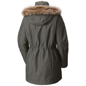 Columbia Carson Pass IC Damen Outdoorjacke olive – Bild 2