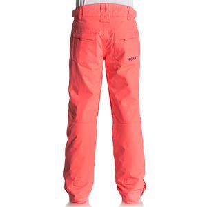 Roxy Backyard Pant Damen Ski- und Snowboardhose neon pink – Bild 2