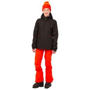 Protest Kobuk Damen Ski- Snowboardjacke schwarz – Bild 2