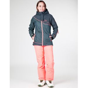 CNSRD Kylie Snowpant Damen Ski- Snowboardhose melone – Bild 5