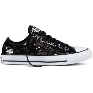Converse CT AS OX Chuck Taylor All Star gunmetal white – Bild 1