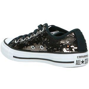 Converse CT AS OX Chuck Taylor All Star gunmetal white – Bild 3