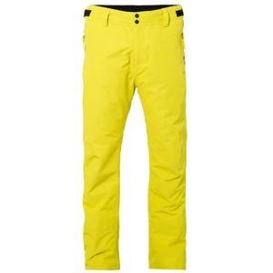 Brunotti Dorus S Men Snowpant Ski Snowboardhose gelb – Bild 1