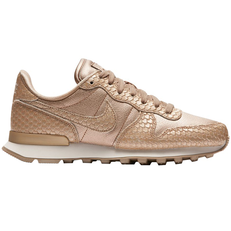 the latest ca8b4 6fb8f ... usa nike wmns internationalist premium sneaker gold metallic 26cc1 35221