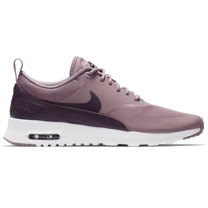 nike wmns air max thea damen sneaker lila wei. Black Bedroom Furniture Sets. Home Design Ideas