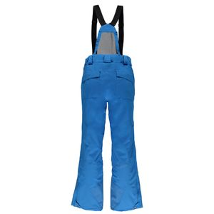 Spyder Dare Tailored Pant Herren Skihose french blue Kurzgröße – Bild 2